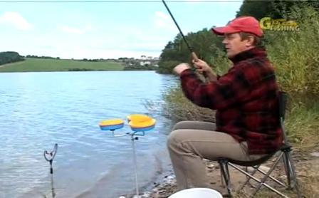 фидер на реке щербаковы